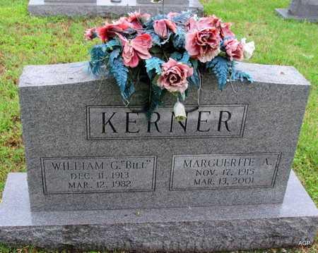 "KERNER, WILLIAM G ""BILL"" - Mississippi County, Arkansas | WILLIAM G ""BILL"" KERNER - Arkansas Gravestone Photos"