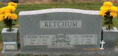 KETCHUM, HUBERT ROBERT - Mississippi County, Arkansas | HUBERT ROBERT KETCHUM - Arkansas Gravestone Photos