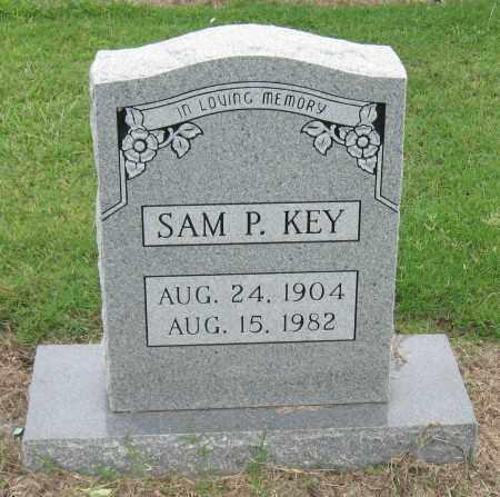 KEY, SAM P - Mississippi County, Arkansas | SAM P KEY - Arkansas Gravestone Photos