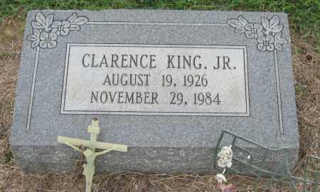 KING, CLARENCE JR - Mississippi County, Arkansas | CLARENCE JR KING - Arkansas Gravestone Photos