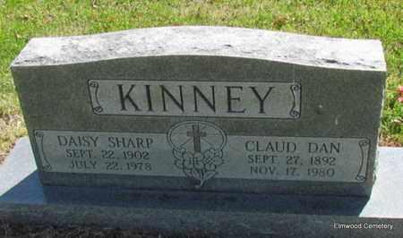KINNEY, DAISY - Mississippi County, Arkansas | DAISY KINNEY - Arkansas Gravestone Photos