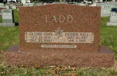 LADD, ESTHER - Mississippi County, Arkansas   ESTHER LADD - Arkansas Gravestone Photos