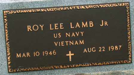 LAMB, JR. (VETERAN VIET), ROY LEE - Mississippi County, Arkansas | ROY LEE LAMB, JR. (VETERAN VIET) - Arkansas Gravestone Photos