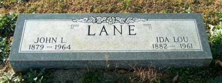 LANE, IDA LOU - Mississippi County, Arkansas | IDA LOU LANE - Arkansas Gravestone Photos