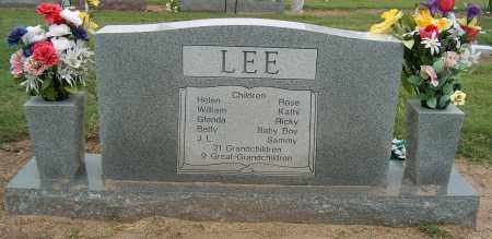 LEE, THIRLOW - Mississippi County, Arkansas | THIRLOW LEE - Arkansas Gravestone Photos
