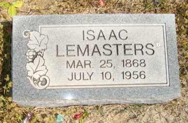 LEMASTERS, ISAAC - Mississippi County, Arkansas | ISAAC LEMASTERS - Arkansas Gravestone Photos