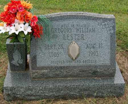 LESTER, GREGORY WILLIAM - Mississippi County, Arkansas | GREGORY WILLIAM LESTER - Arkansas Gravestone Photos
