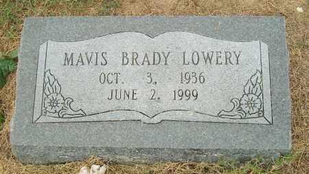 LOWERY, MAVIS - Mississippi County, Arkansas | MAVIS LOWERY - Arkansas Gravestone Photos