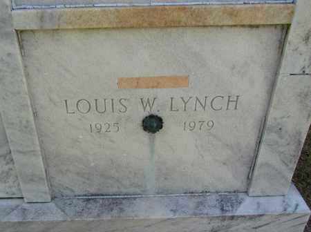 LYNCH, LOUISE W - Mississippi County, Arkansas | LOUISE W LYNCH - Arkansas Gravestone Photos