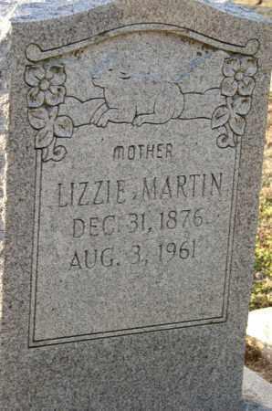 MARTIN, LIZZIE - Mississippi County, Arkansas | LIZZIE MARTIN - Arkansas Gravestone Photos
