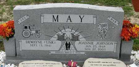MAY, JOANNIE - Mississippi County, Arkansas   JOANNIE MAY - Arkansas Gravestone Photos