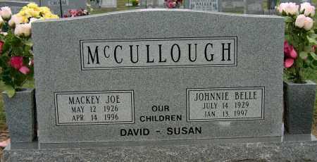 MCCULLOUGH, MACKEY JOE - Mississippi County, Arkansas | MACKEY JOE MCCULLOUGH - Arkansas Gravestone Photos