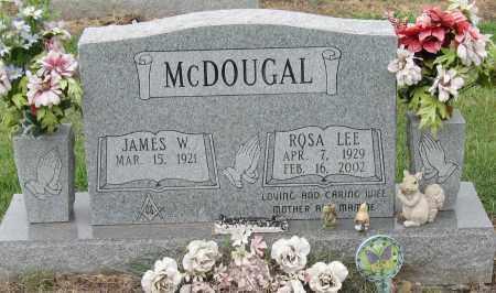 MCDOUGAL, ROSA LEE - Mississippi County, Arkansas | ROSA LEE MCDOUGAL - Arkansas Gravestone Photos