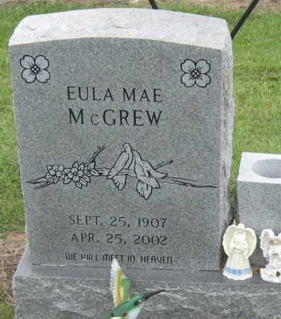 MCGREW, EULA MAE - Mississippi County, Arkansas | EULA MAE MCGREW - Arkansas Gravestone Photos