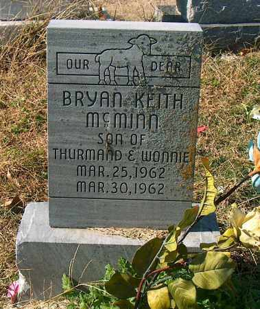 MCMINN, BRYAN KEITH - Mississippi County, Arkansas | BRYAN KEITH MCMINN - Arkansas Gravestone Photos