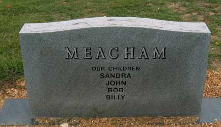 MEACHAM, MARCUS - Mississippi County, Arkansas | MARCUS MEACHAM - Arkansas Gravestone Photos
