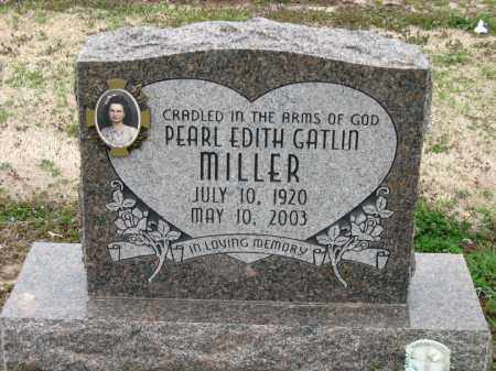 MILLER, PEARL EDITH - Mississippi County, Arkansas | PEARL EDITH MILLER - Arkansas Gravestone Photos