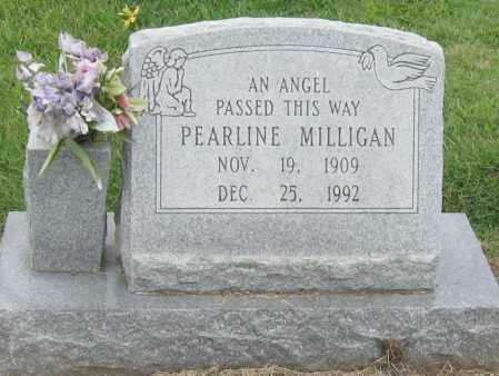 MILLIGAN, PEARLINE - Mississippi County, Arkansas | PEARLINE MILLIGAN - Arkansas Gravestone Photos