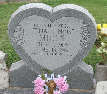 MILLS, TINA L - Mississippi County, Arkansas   TINA L MILLS - Arkansas Gravestone Photos