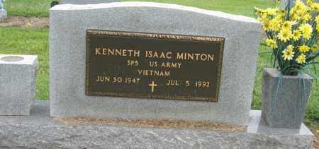 MINTON (VETERAN VIET), KENNETH ISAAC - Mississippi County, Arkansas   KENNETH ISAAC MINTON (VETERAN VIET) - Arkansas Gravestone Photos