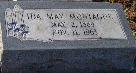 MONTAGUE, IDA MAY - Mississippi County, Arkansas | IDA MAY MONTAGUE - Arkansas Gravestone Photos