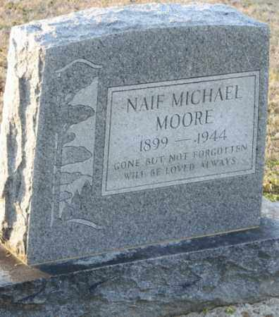 MOORE, NAIF MICHAEL - Mississippi County, Arkansas   NAIF MICHAEL MOORE - Arkansas Gravestone Photos