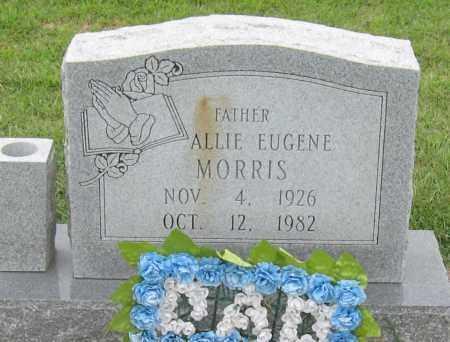 MORRIS, ALLIE EUGENE - Mississippi County, Arkansas | ALLIE EUGENE MORRIS - Arkansas Gravestone Photos