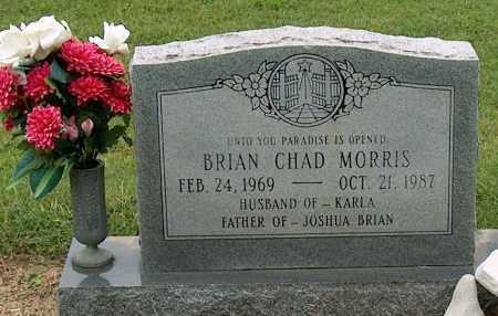 MORRIS, BRIAN CHAD - Mississippi County, Arkansas   BRIAN CHAD MORRIS - Arkansas Gravestone Photos