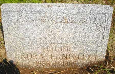 NEELEY, NORA L - Mississippi County, Arkansas | NORA L NEELEY - Arkansas Gravestone Photos