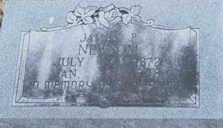 NEWSOM, JAMES P. - Mississippi County, Arkansas | JAMES P. NEWSOM - Arkansas Gravestone Photos