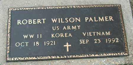 PALMER (VETERAN 3 WARS), ROBERT WILSON - Mississippi County, Arkansas | ROBERT WILSON PALMER (VETERAN 3 WARS) - Arkansas Gravestone Photos