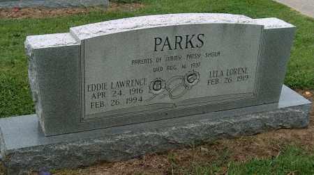 PARKS, EDDIE LAWRENCE - Mississippi County, Arkansas   EDDIE LAWRENCE PARKS - Arkansas Gravestone Photos