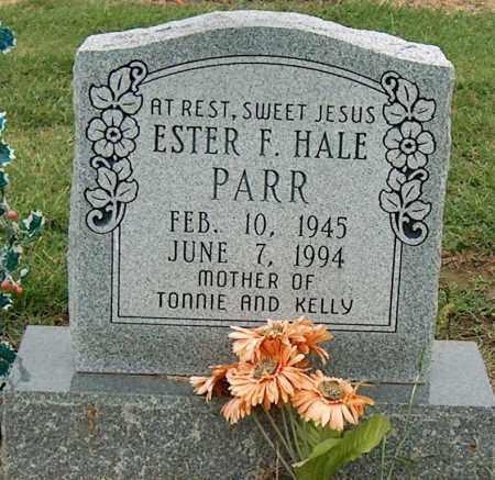 PARR, ESTER F - Mississippi County, Arkansas | ESTER F PARR - Arkansas Gravestone Photos