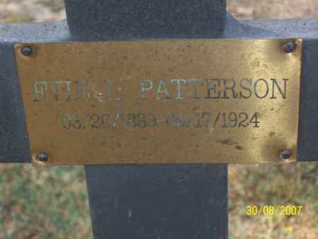 PATTERSON, EVIE L. - Mississippi County, Arkansas | EVIE L. PATTERSON - Arkansas Gravestone Photos