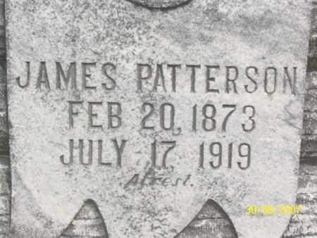 PATTERSON, JAMES - Mississippi County, Arkansas | JAMES PATTERSON - Arkansas Gravestone Photos