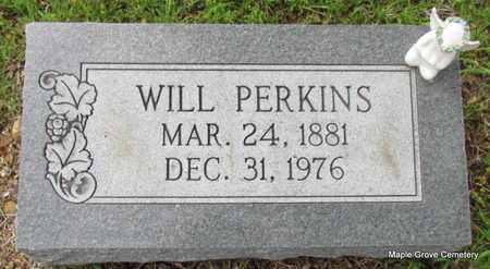 PERKINS, WILL - Mississippi County, Arkansas | WILL PERKINS - Arkansas Gravestone Photos