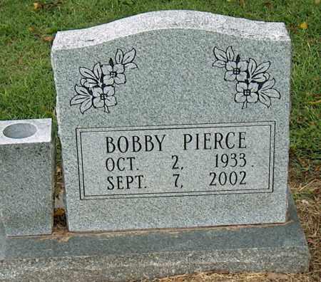 PIERCE, BOBBY - Mississippi County, Arkansas | BOBBY PIERCE - Arkansas Gravestone Photos