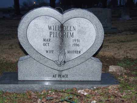 PILGRIM, WILLIDEEN - Mississippi County, Arkansas   WILLIDEEN PILGRIM - Arkansas Gravestone Photos