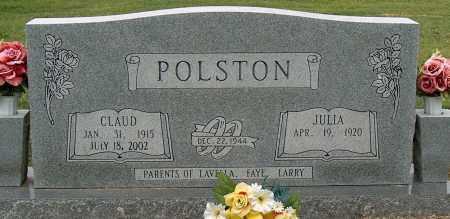 POLSTON, CLAUD - Mississippi County, Arkansas | CLAUD POLSTON - Arkansas Gravestone Photos