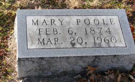 POOLE, MARY - Mississippi County, Arkansas | MARY POOLE - Arkansas Gravestone Photos