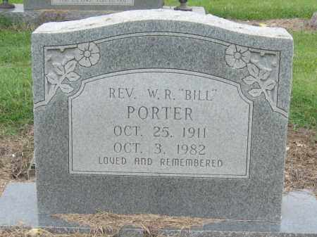 PORTER, REV, W R - Mississippi County, Arkansas | W R PORTER, REV - Arkansas Gravestone Photos