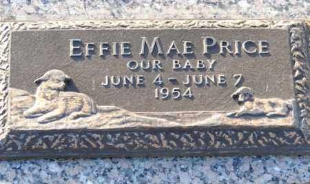 PRICE, EFFIE MAE - Mississippi County, Arkansas   EFFIE MAE PRICE - Arkansas Gravestone Photos