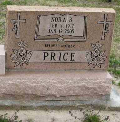 PRICE, NORA B. - Mississippi County, Arkansas | NORA B. PRICE - Arkansas Gravestone Photos