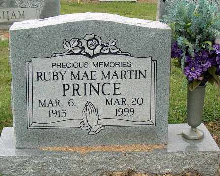 PRINCE, RUBY MAE - Mississippi County, Arkansas | RUBY MAE PRINCE - Arkansas Gravestone Photos