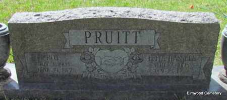 HASSELL PRUITT, EFFIE - Mississippi County, Arkansas | EFFIE HASSELL PRUITT - Arkansas Gravestone Photos