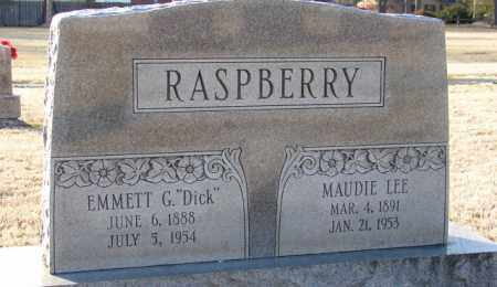 RASPBERRY, MAUDIE LEE - Mississippi County, Arkansas | MAUDIE LEE RASPBERRY - Arkansas Gravestone Photos