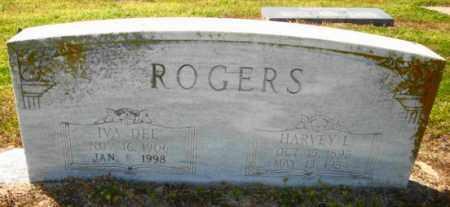 ROGERS, HARVEY L - Mississippi County, Arkansas   HARVEY L ROGERS - Arkansas Gravestone Photos