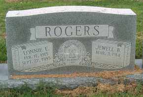 ROGERS, LONNIE E - Mississippi County, Arkansas   LONNIE E ROGERS - Arkansas Gravestone Photos