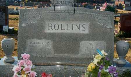 ROLLINS, MARTHA - Mississippi County, Arkansas   MARTHA ROLLINS - Arkansas Gravestone Photos