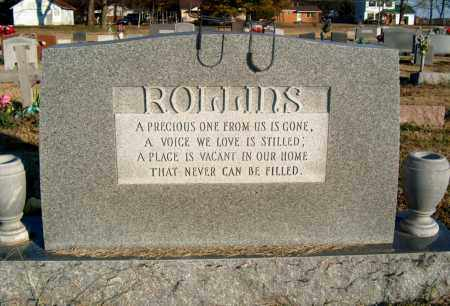 RIGGS ROLLINS, MARTHA - Mississippi County, Arkansas | MARTHA RIGGS ROLLINS - Arkansas Gravestone Photos